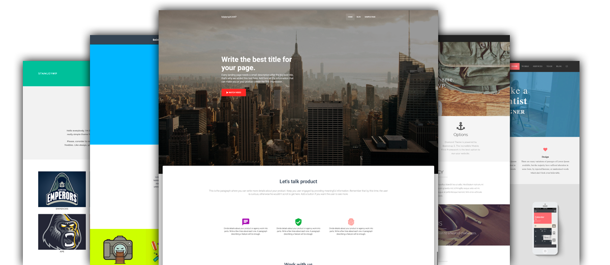 Build Premium WordPress Themes